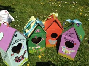 cabanes aux oiseaux